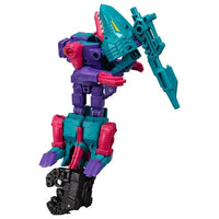 Transformers Generations Selects King Poseidon (Piranacon) Seacons Overbite Action Figure