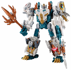 Transformers Generations Selects God Neptune Set of 5 Takara Tomy Mall Exclusive