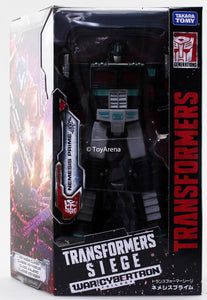 Transformers War for Cybertron Siege Nemesis Prime Voyager SG-06 Exclusive Action Figure