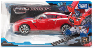 Transformers Alternity A-01 Convoy (Optimus Prime) Nissan GT-R Ultimate Red Version