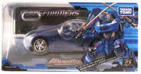 Transformers Alternity A-02 Nissan Fairlady Z Megatron [Premium Lemans Blue]
