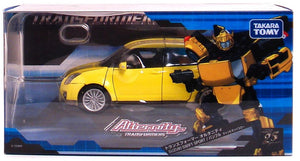 Transformers Alternity A-03 Bumblebee Suzuki Swift Sport [Champion Yellow]