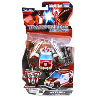 Japanese Transformers Animated - TA-04 Ratchet