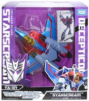 Japanese Transformers Animated - TA-07 Starscream
