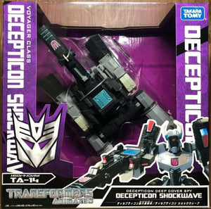 Transformers Animated - TA-14 Shockwave
