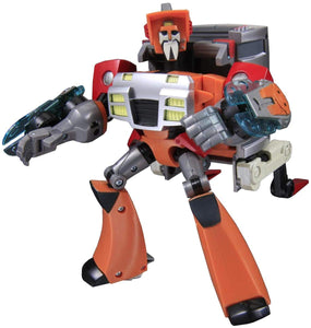 Transformers Japanese animated TA-32 Wreck Gar Action Figure 1