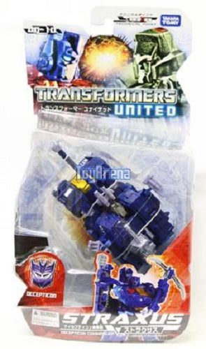 Transformers United UN-10 Straxus (Darkmount)
