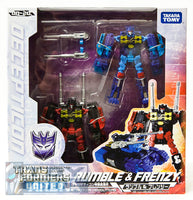 Transformers United UN-20 Rumble & Frenzy