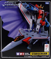 Transformers Masterpiece MP-11 Starscream Coronation