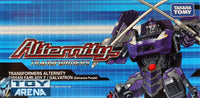 Transformers Alternity A-02G Nissan Fairlady Z Galvatron [Galvanize Purple] Asia Exclusive