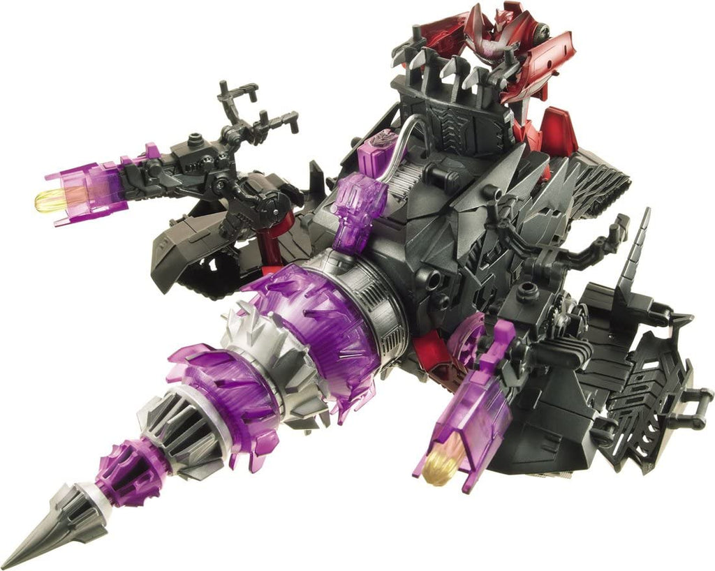 Transformers Prime EZ-15 Decepticon Driller & Medic Knockout Action Figure
