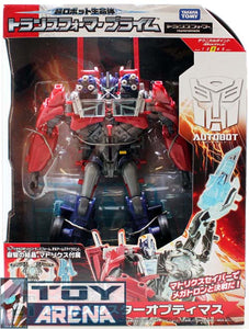 Transformers Prime AM-21 Arms Master Optimus Prime With Micron Arms Action Figure