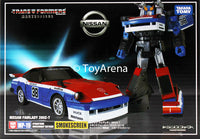 Transformers Masterpiece MP-19 Smokescreen Nissan Fairlady 280Z-T