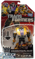 Transformers Generations TG-06 Swindle Bruticus Fall of Cybertron Action Figure