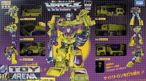 Transformers Encore 20A G1 Devastator Anime Color Constructicon