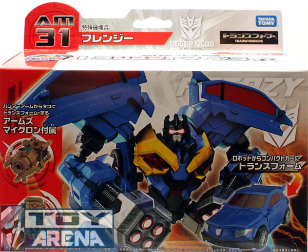 Transformers Prime AM-31 Frenzy with Arms Micron Action Figure