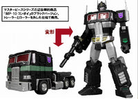 Transformers Masterpiece MP-10B Black Convoy Optimus Prime Takara Action Figure