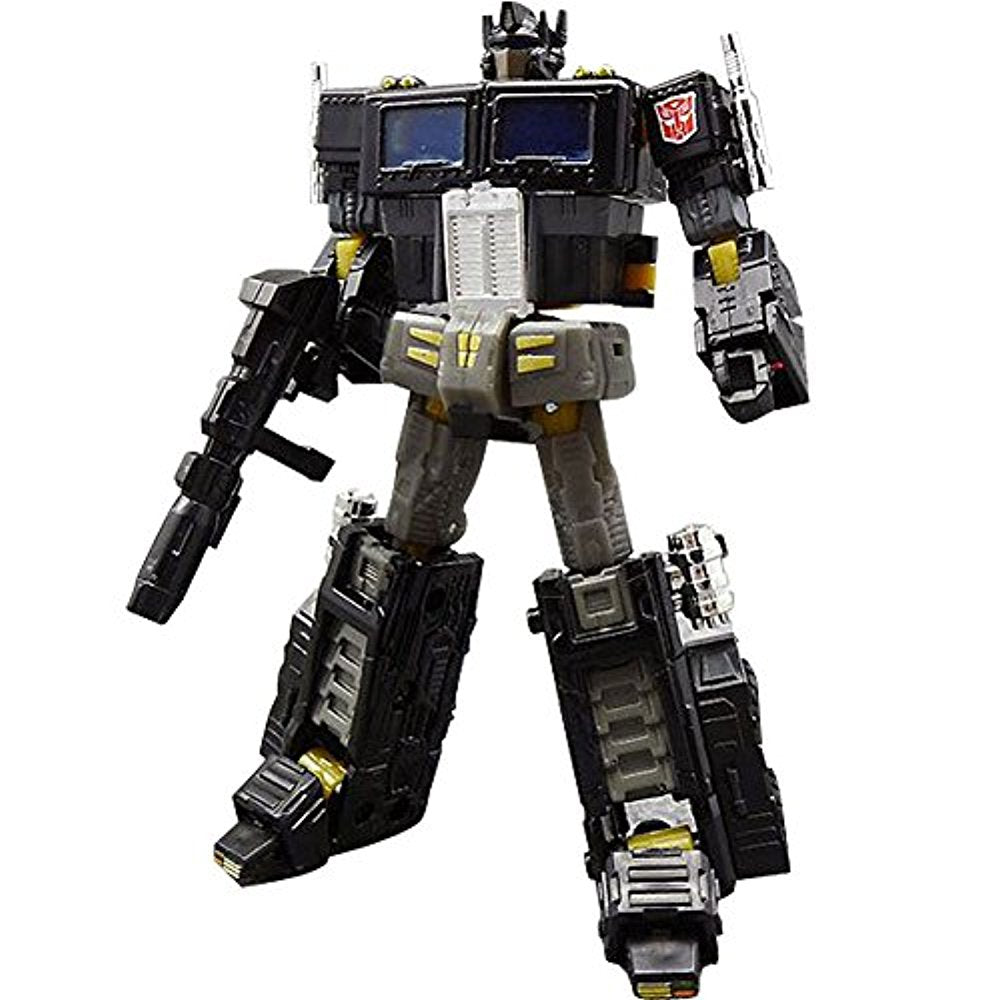 Transformers Hybrid Style THS-02 Convoy Optimus Prime Asia Exclusive Black Version