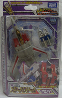 Transformers Henkei starscream D-02 Action Figure