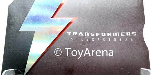 Transformers Masterpiece MP-18S COIN ONLY Silverstreak Silver Streak Tokyo Toy Show 2014 Exclusive