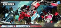 Transformers Henkei Classic Autobot Warriors Ratchet, Kup, Perceptor 3-Pack Action Figure Set Asia Exclusive