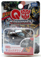 Q Transformers Series 01 QT-03 Movie Lost Age Lockdown Action Figure