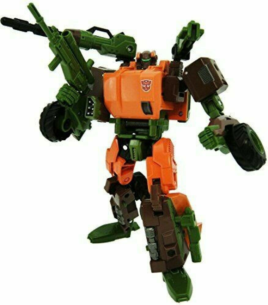 Transformers Legends LG-04 Roadbuster Action Figure