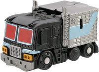 Q Transformers Series QT-33 Black Optimus Prime Convoy Action Figure 2