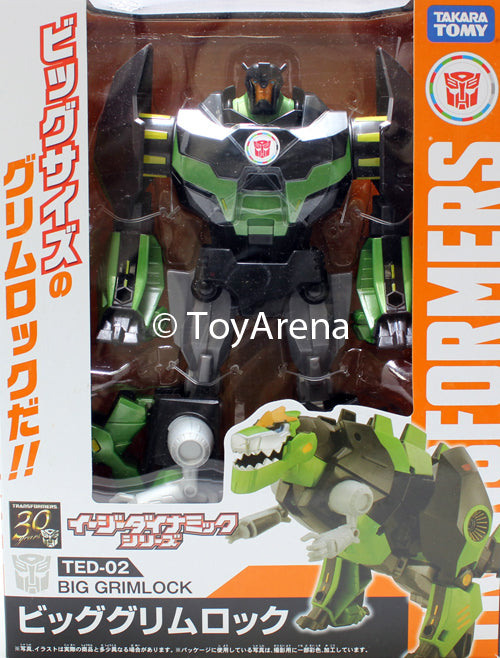 Transformers Adventure TED-02 Big Grimlock Action Figure