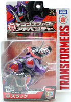 Transformers Adventure TAV10 Slug Action Figure