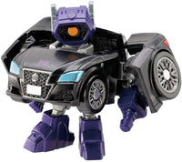 Q Transformers Series QT-26 Shockwave Action Figure 1