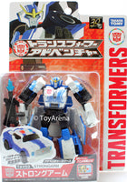 Transformers Adventure TAV03 Strongarm Action Figure