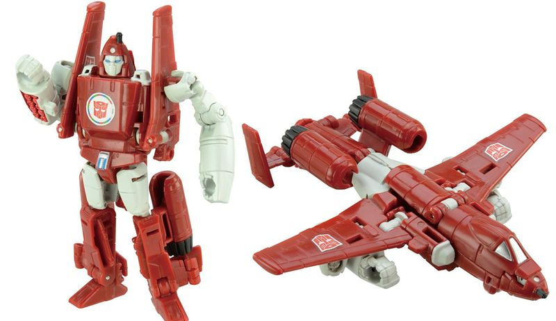 Transformers Adventure TAV19 Powerglide Action Figure