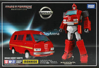 Transformers Masterpiece MP-27 Ironhide Action Figure