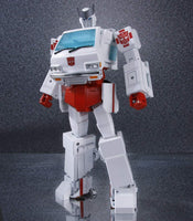 Transformers Masterpiece MP-30 Ratchet Action Figure + Coin