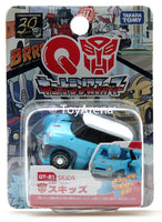 Q Transformers Series 06 QT-21 Skids Suzuki Hustler Action Figure