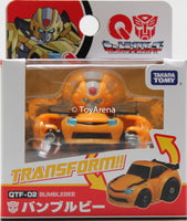 Q Transformers Series QTF-02 Bumblebee Action Figure