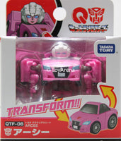 Q Transformers Series QTF-06 Arcee Action Figure