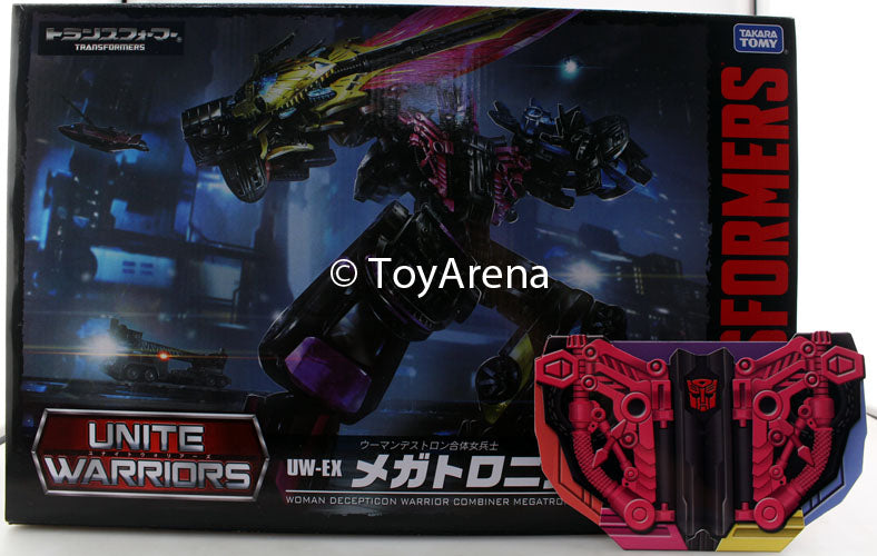 Transformers Unite Warriors UW-EX Megatronia Gift Set