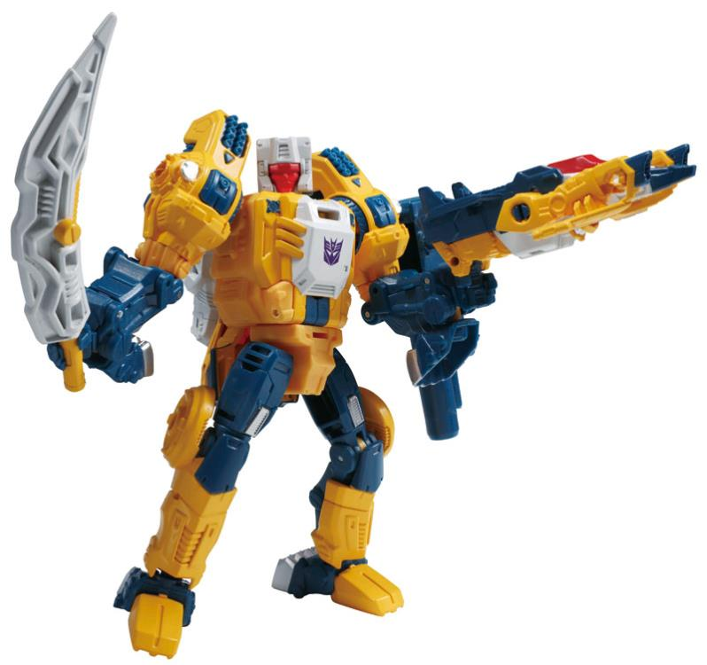 Transformers Legends LG-30 Weirdwolf Action Figure