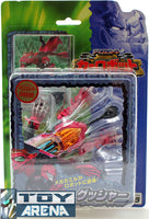 Transformers RID Car Robots D-004 Goosher Slapper