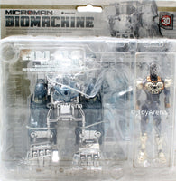 Microman Biomachine BM-04 Machinekong Machinemicroman Trinity Action Figure