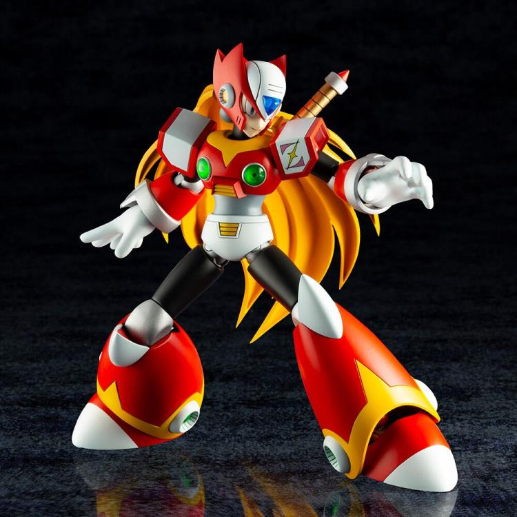 Kotobukiya 1/12 Mega Man X Zero Scale Model Kit 1
