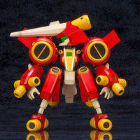 Medabots Model Kit KBT06-C Arc Beetle Dash 1/6 Scale Full Action Plastic Model Kit