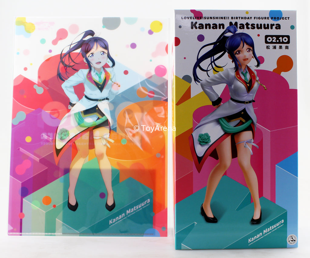 Stronger Dengeki 1/8 Love Live! Sunshine!! Birthday Figure Project Kanan Matsuura Scale Statue Figure PVC