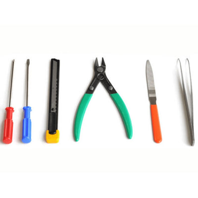 Tamiya Craft Tools Basic Tool Set for Plastic Model Kit