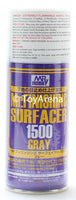 Mr. Hobby Mr. Finishing Surfacer 1500 Gray Spray 170ml B527 B-527 Model Kit