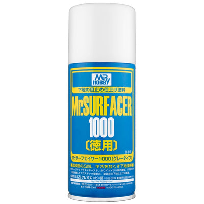 Mr. Hobby Mr. Surfacer 1000 Spray 170ml B519 B-519 Model Kit