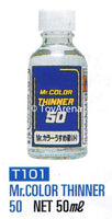 Mr. Hobby Mr. Color Thinner 50ml T101 T-101