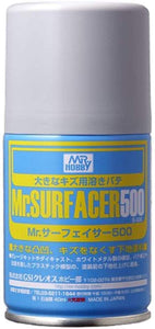 Mr. Hobby Mr. Surfacer 500 Spray 40ml B506 Model Kit Paint
